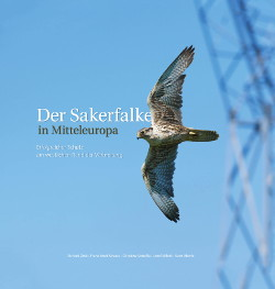 Book Cover Der Sakerfalke in Mitteleuropa